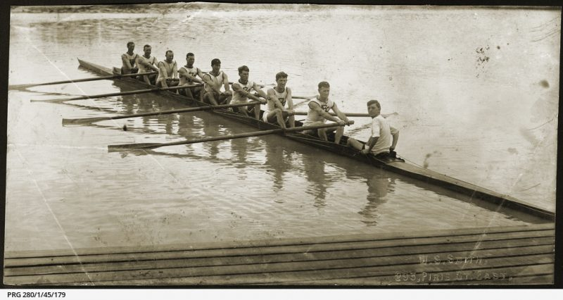CODS Rowing Team 2 State Archives
