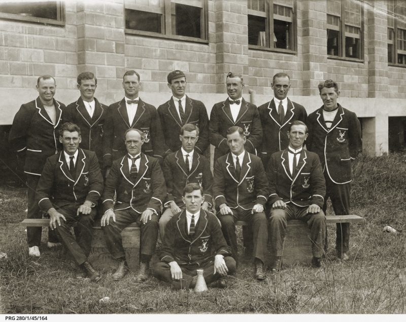 CODS Rowing Team State Archives